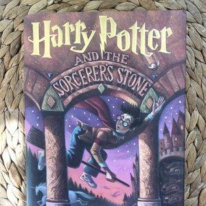 Harry Potter Hardcover Books - Set of 6